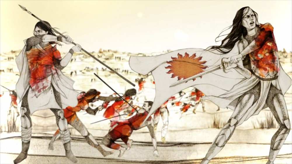 Nymerias Krieg