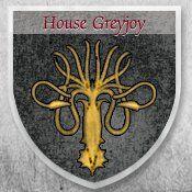 Greyjoy Shield