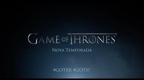 Game of Thrones Temporada 7ª Trailer Oficial
