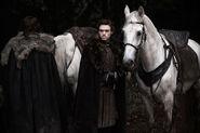 Robb & his horse