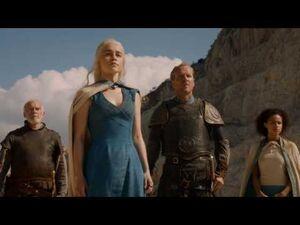 Game of Thrones - Anúncio da Quarta Temporada (HBO)