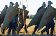 Tarly soldiers lighting enhanced