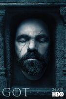Poster S6 Tyrion Lannister