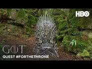 Throne of the Forest - Quest ForTheThrone - Dawn