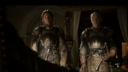 Lord Snow Jaime Selmy with King