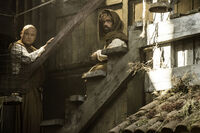 Tyrion and Varys in Pentos