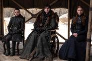 806 Arya Bran Sansa
