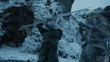 702 Jon gegen Weißen Wanderer
