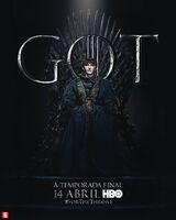 Poster S8 Bran Stark