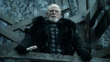 107 Jeor Mormont Nahaufnahme