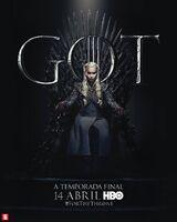 Poster S8 Daenerys Targaryen