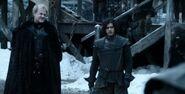 Jon and Alliser 1x03