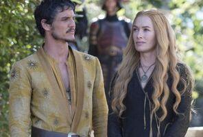 Oberyn und Cersei
