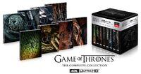 GOT Complete Collection 4K aberto