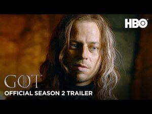 Game of Thrones - Trailer Recap da Segunda Temporada (HBO)