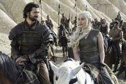 606 Daario Naharis Daenerys Targaryen