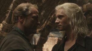 Jorah and Viserys