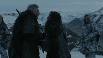 210 Jon tötet Qhorin