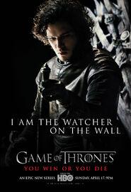 Got jon poster