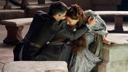 Petyr Baelish and Lysa Arryn 4x07