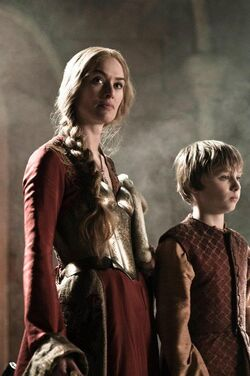 Game of thrones tommen Tywin Lannister