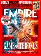 Empire GOT S8 Cover 1