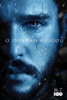 Poster S7 Jon Snow