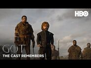 The Cast Remembers - Peter Dinklage on Playing Tyrion Lannister