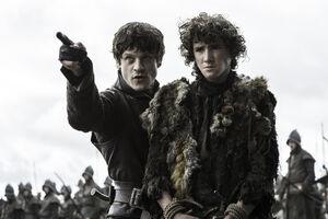 609 Ramsay Bolton Rickon Stark