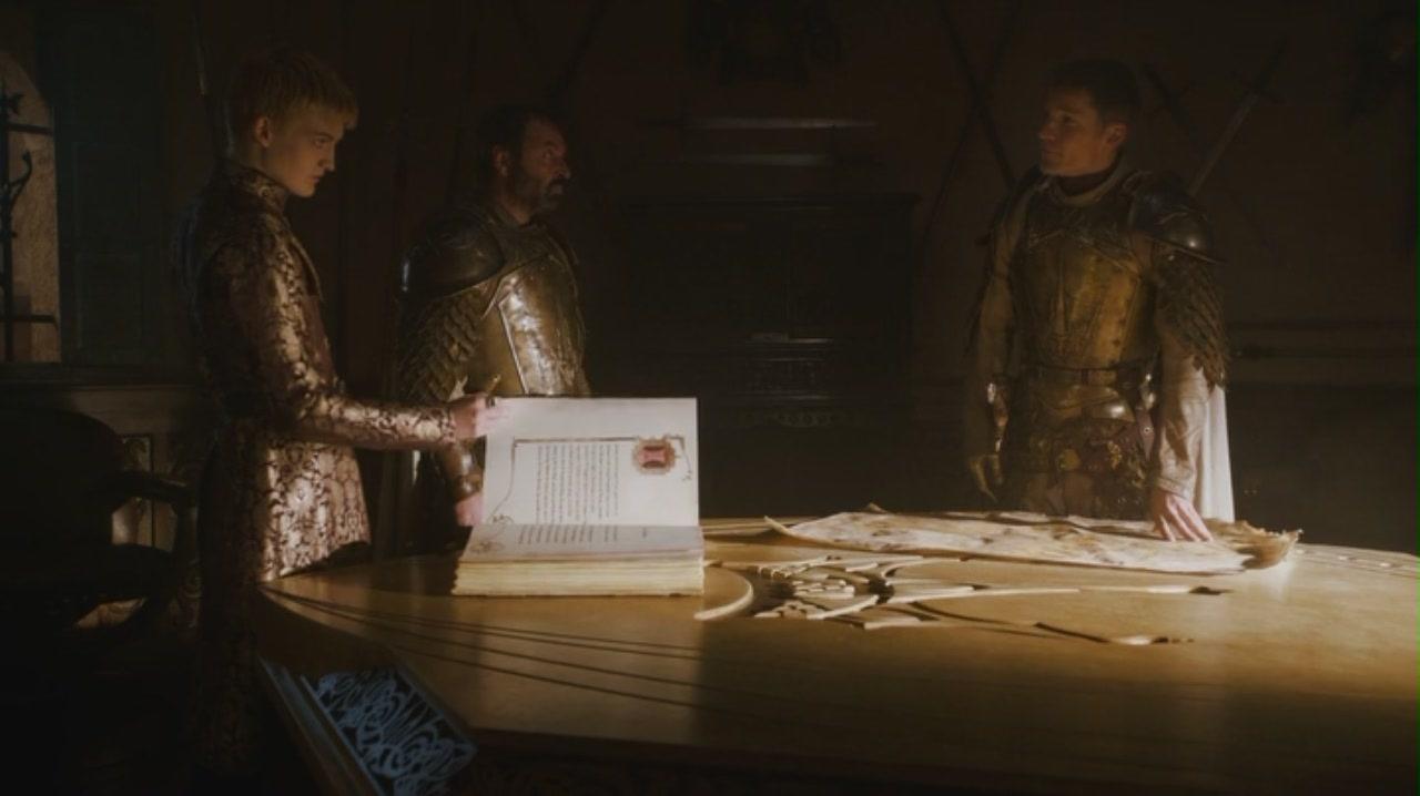 Kingsguard sigil old and new Season 4.jpg