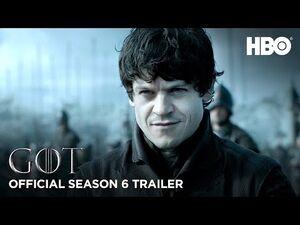 Game of Thrones - Trailer Recap da Sexta Temporada (HBO)