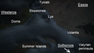 Summer Islands opening - with map names