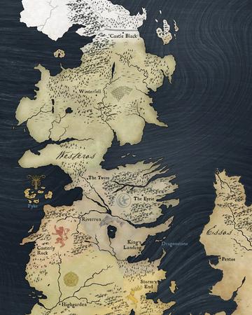 Siedem Królestw Gra O Tron Wiki Fandom