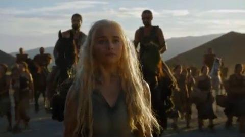 'Game of Thrones' Season 6 (2016) Daenerys Comes Home