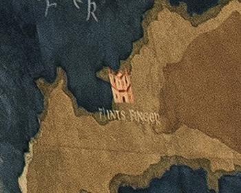 Flint's Finger