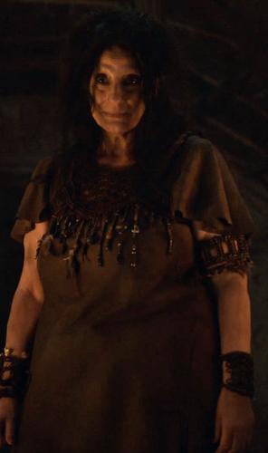 High Priestess of the <i>Dosh Khaleen</i>
