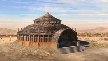 Tempel der Dosh Khaleen