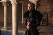 The Dragon and the Wolf Cersei