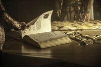 Джоффри и Белая книга 4x01