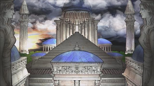 Templo dos Cantores da Lua