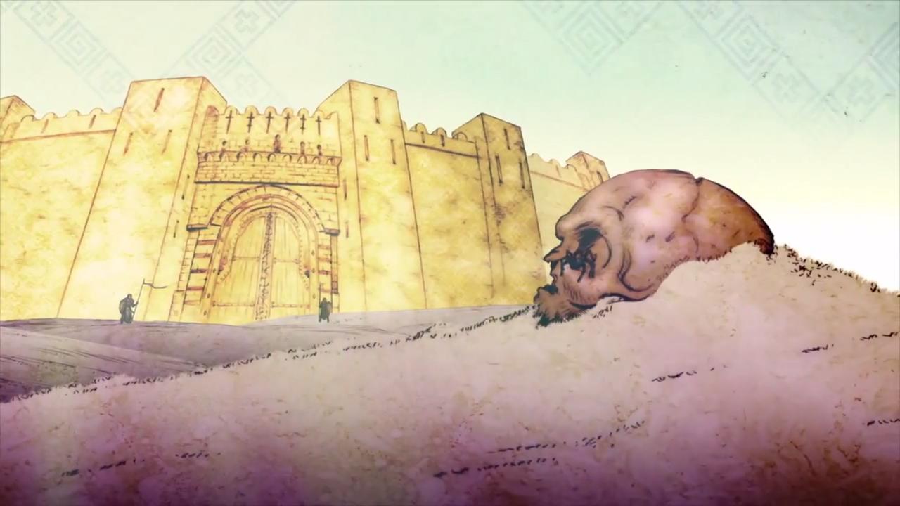 Garden of Bones (Qarth)