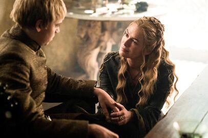 507 Cersei Lennister Tommen Baratheon