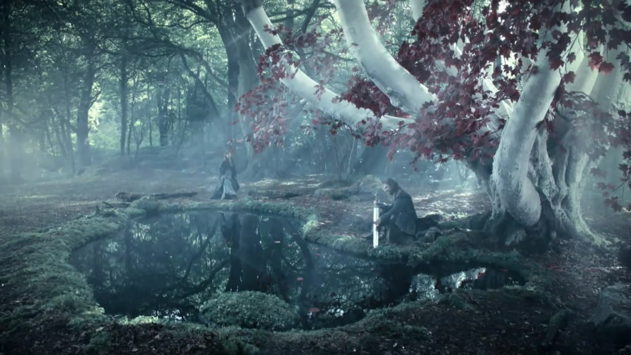 Deuses Antigos da Floresta