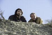 604 DasBuchdesFremden Daario Naharis Jorah Mormont