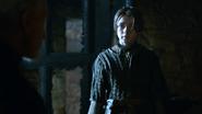 Arya and Tywin 2x5