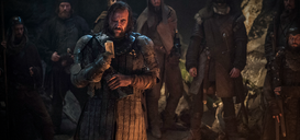 The Hound Kissed by Fire