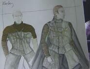 Renly costume concept art