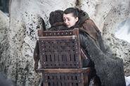 Arya and Bran Wheelchair