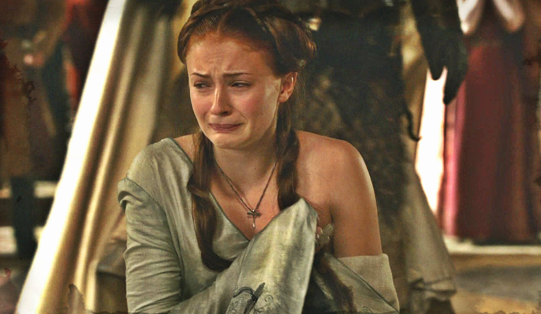 Thrones sansa nude game of 'Game of