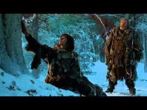 """Game of Thrones - Gelo e Fogo - """"Uma Prévia"""" (HBO)"""